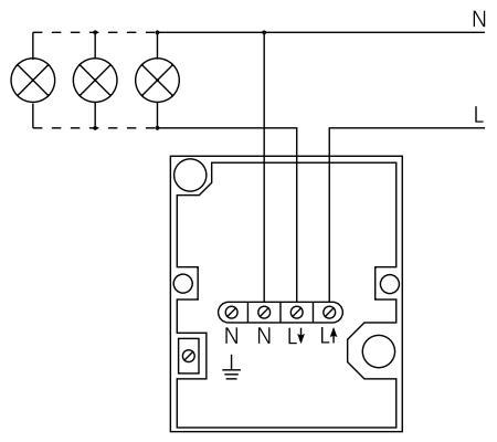 Схема подключения ФР-16