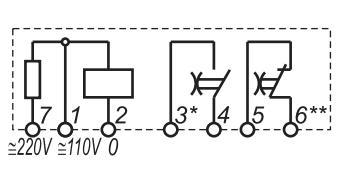 схема реле вл 40ухл4 схема