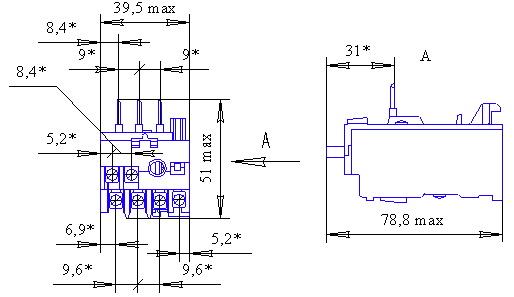 РТТ5-10 без клемника, IP00