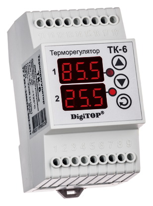 Терморегулятор ТК-6